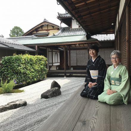 大徳寺月釜茶会は三千家交代の利休忌に合わせて28日開催