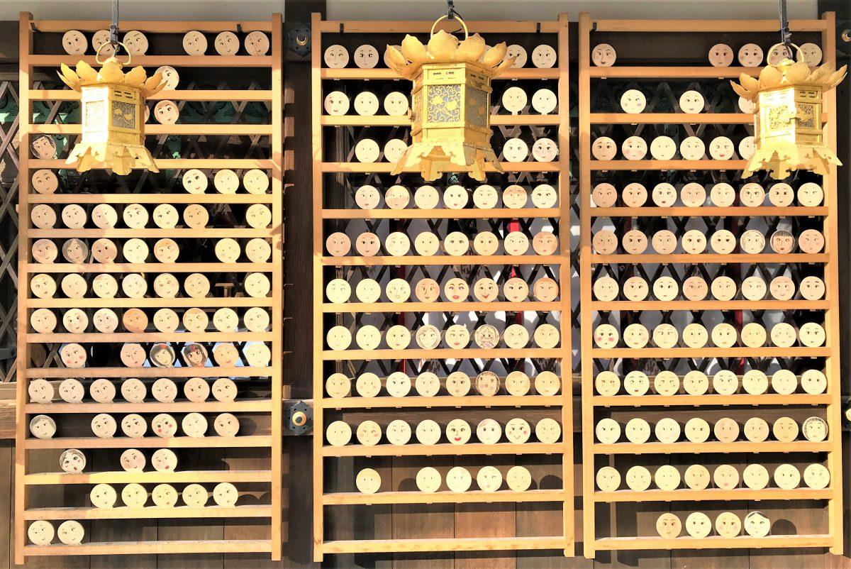 絵馬 河合 神社