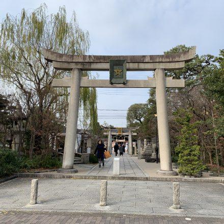 晴明神社へのアクセスと晴明神社の駐車場について