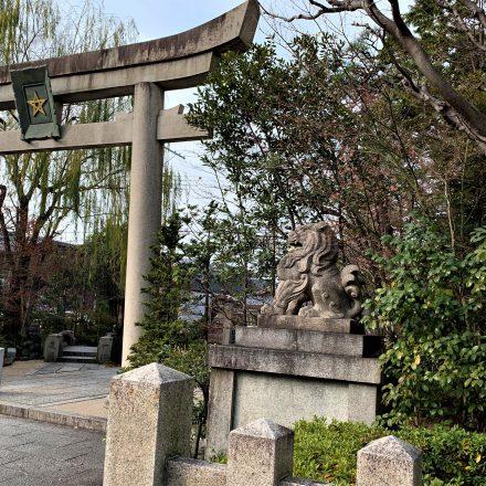 晴明神社の御朱印と不思議な五芒星と桔梗の関係