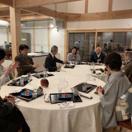 奈良のみなさまと食事会