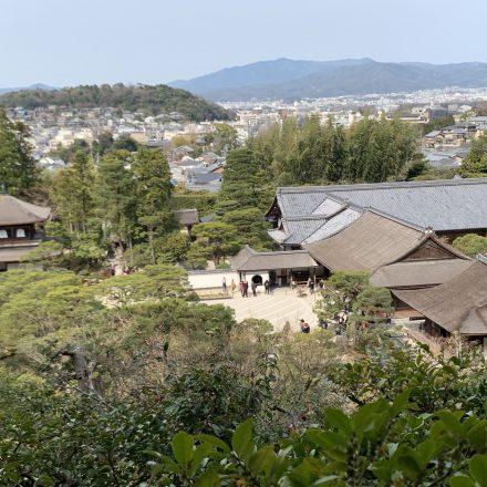 銀閣寺の歴史と足利義政の東山文化・東山御物について