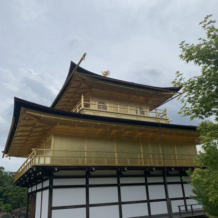 金閣寺の拝観時間と御朱印について